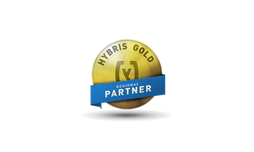 Hybris Gold Partner Logo