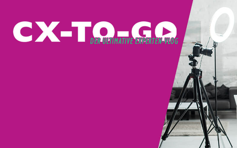 CXtoGO Vlog - Mobile Header