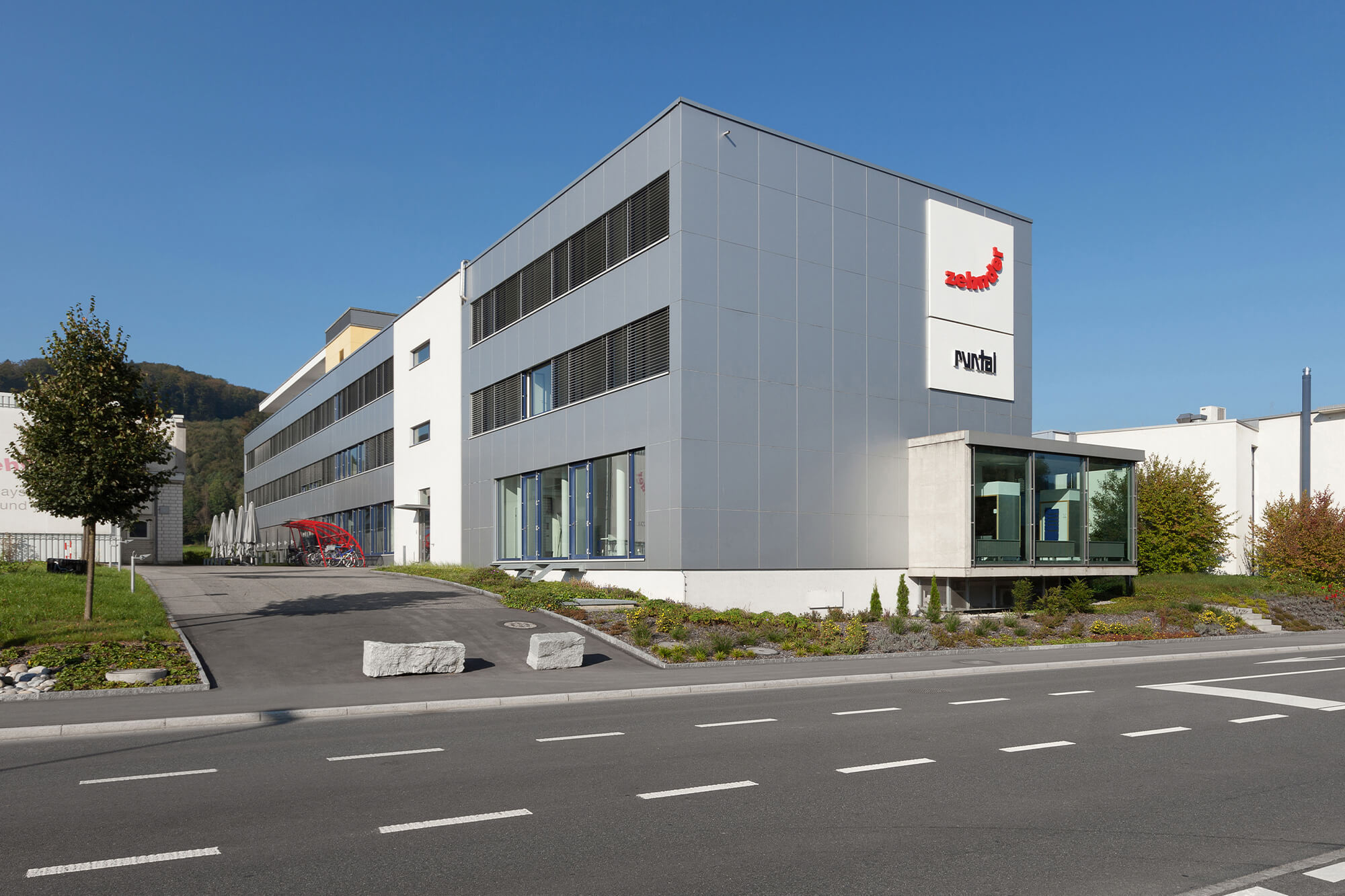 Case Study Zehnder Group - Standort
