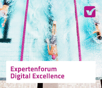 Expertenforum Digital Excellence 2020 - Event Grid Kachel