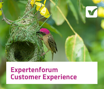 Expertenforum Customer Experience Schweiz 2020 - Event Grid Kachel