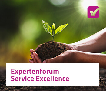 Expertenforum Service Excellence 2020 - Event Grid Kachel