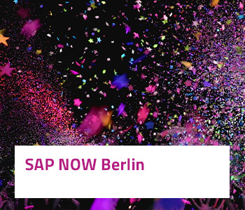 SAP NOW Berlin 2020 - Event Grid Kachel
