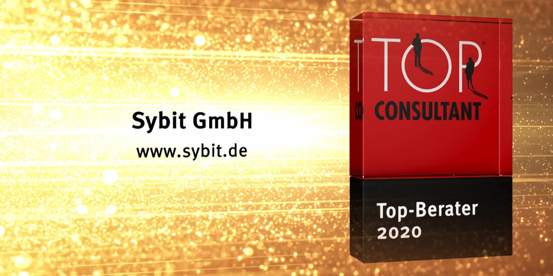 Top Consultant 2020 - Blog Header