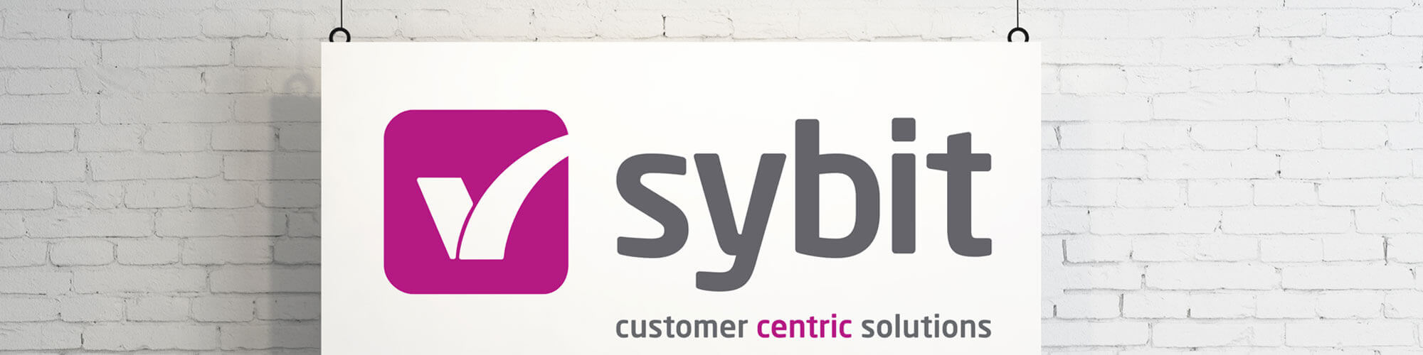 Sybit Logo Mock-up